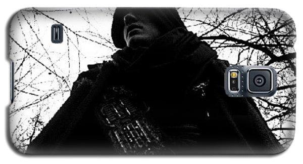 Instago Galaxy S5 Case - #man #movie #cape #sci-fi #tree by Torbjorn Schei