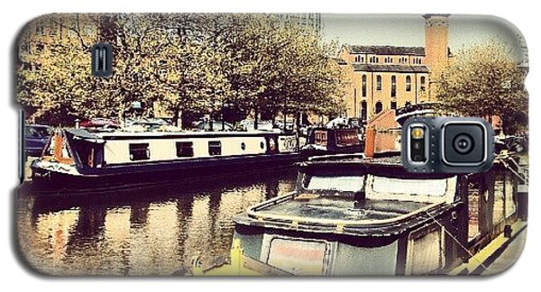 #manchester #manchestercanal #canal Galaxy S5 Case by Abdelrahman Alawwad