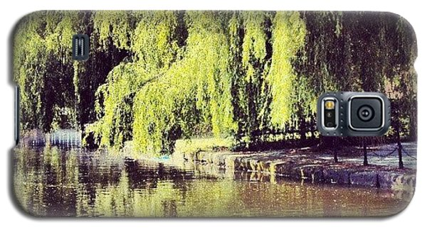 England Galaxy S5 Case - #manchestercanal #canal #river by Abdelrahman Alawwad
