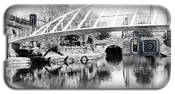 #manchestercanal #manchester #city Galaxy S5 Case by Abdelrahman Alawwad