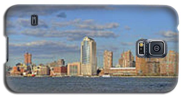Manhattan - Hudson View Galaxy S5 Case
