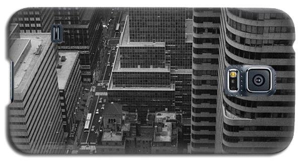 Manhattan Galaxy S5 Case by Naxart Studio