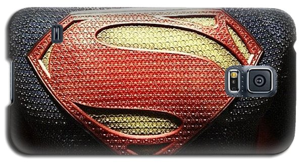 Superhero Galaxy S5 Case - #manofsteel #superman #costume by Mahez Kumar Hasija