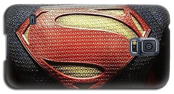 Superhero Galaxy S5 Case - #manofsteel #superman #costume by Mahez Kumar Hasija