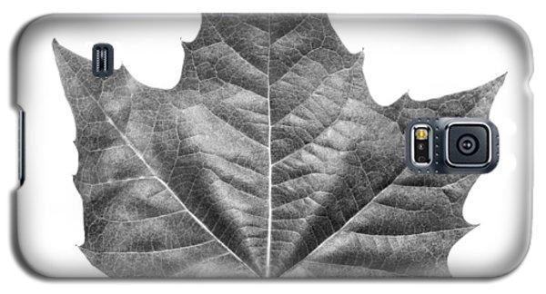 Maple Leaf Galaxy S5 Case