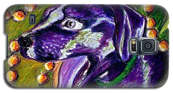 Mardi Dog Galaxy S5 Case