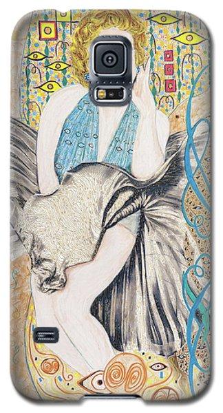 Marilyn After Klimt Galaxy S5 Case