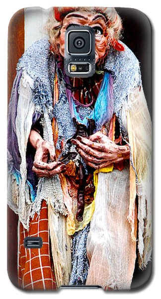 Galaxy S5 Case featuring the photograph Marionette by Pravine Chester