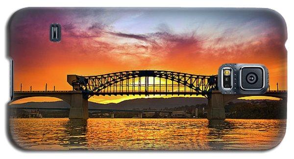 Market Street Bridge Galaxy S5 Case