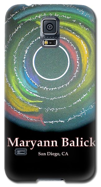 Maryann Balicki Galaxy S5 Case