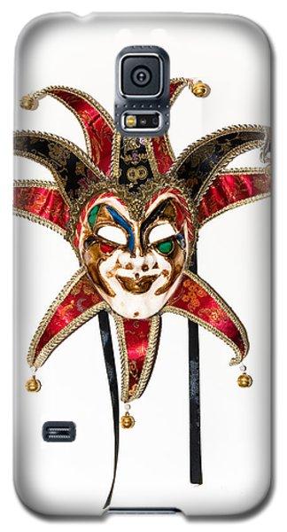 Masquerade Mask.joker Galaxy S5 Case