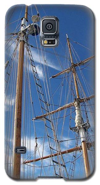 Masts Galaxy S5 Case by Robin Regan