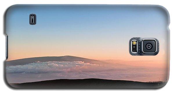 Mauna Loa Sunset Galaxy S5 Case