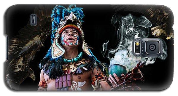 Mayan Spirit Galaxy S5 Case