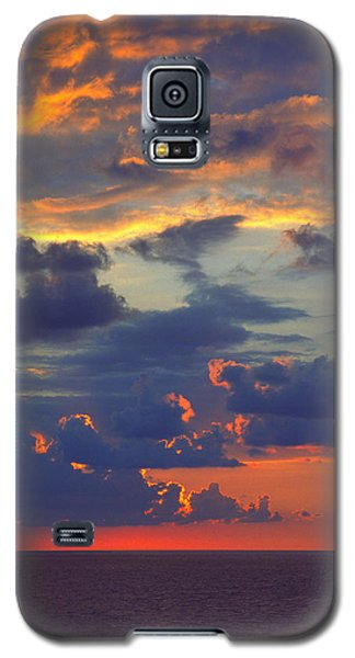 Mediterranean Sky Galaxy S5 Case