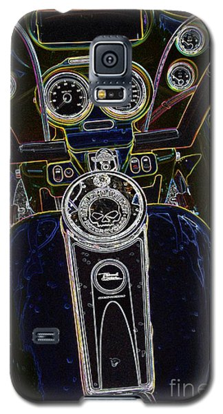 Mega Tron Galaxy S5 Case