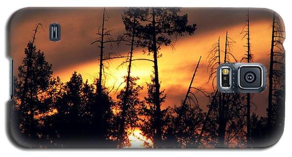 Melting Skies Galaxy S5 Case