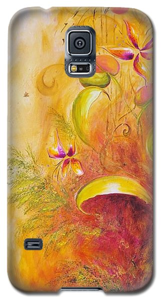 Memories Of Paradise II Galaxy S5 Case by Dina Dargo