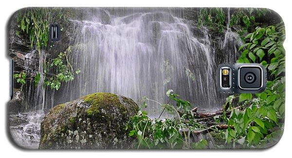 Mendenhall Glacier Flooding Waterfall Juneau Alaska 1542 Galaxy S5 Case