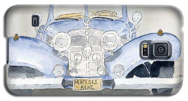 Mercedes Benz Galaxy S5 Case