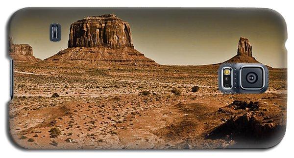 Merrick Butte Galaxy S5 Case by Ray Devlin