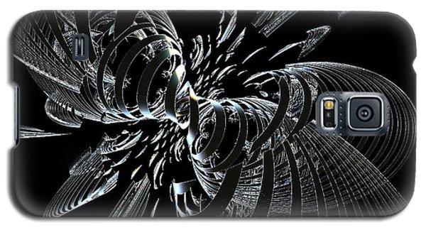 Metalic Butterfly Galaxy S5 Case