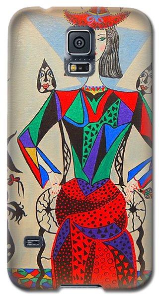 Metamorphosis Of Eleonore Galaxy S5 Case by Marie Schwarzer