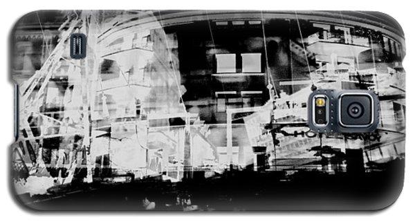 Metropolis Nacht Galaxy S5 Case