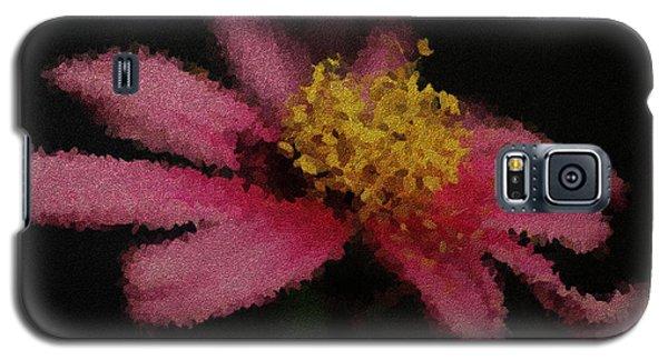 Midnight Bloom Galaxy S5 Case