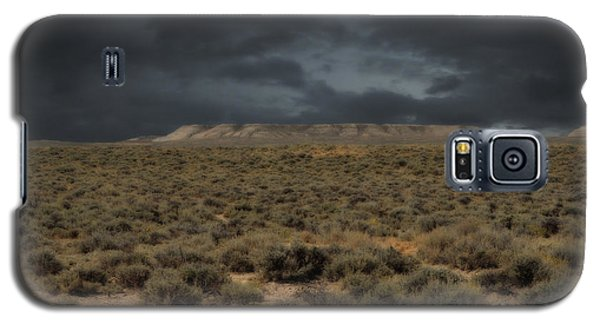 Midnight On The Pairie In Wyoming Galaxy S5 Case
