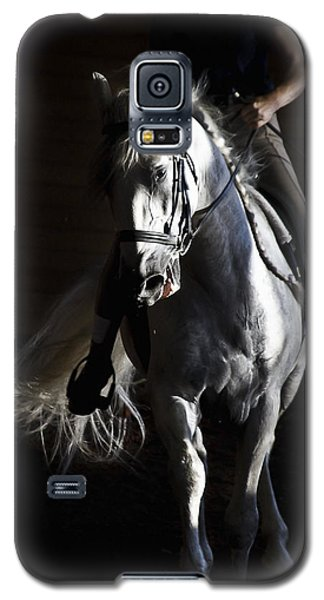 Galaxy S5 Case featuring the photograph Midnight Ride by Wes and Dotty Weber