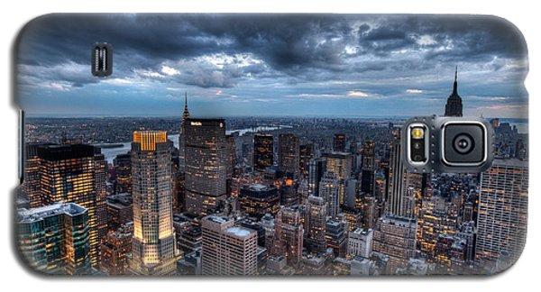 Midtown Lights Galaxy S5 Case