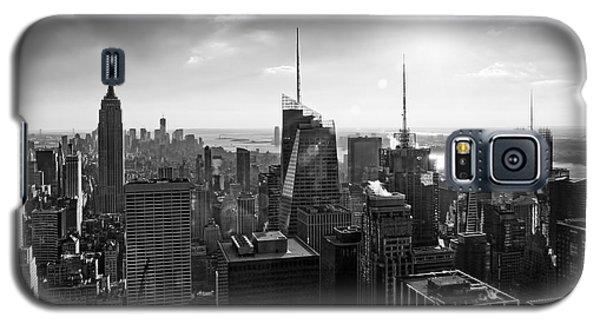 Midtown Skyline Infrared Galaxy S5 Case