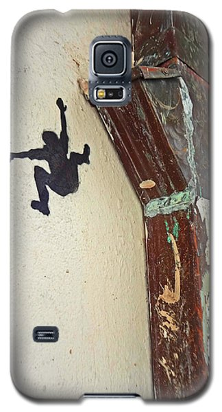 Might As Well Jump Galaxy S5 Case