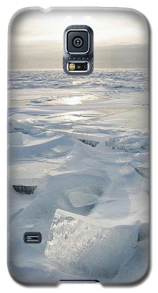 Minnesota, United States Of America Ice Galaxy S5 Case