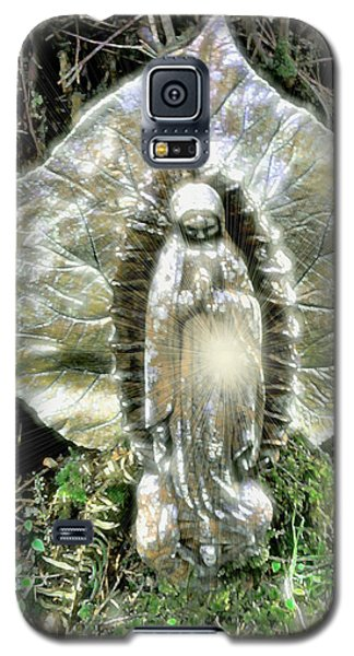 Miracle In My Garden Galaxy S5 Case