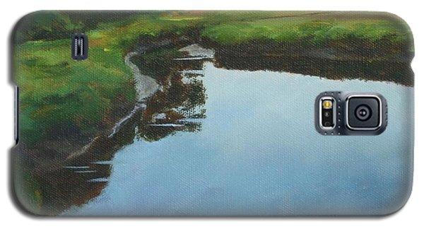 Mirror Creek In Essex Galaxy S5 Case