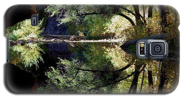 Mirror Reflection Galaxy S5 Case