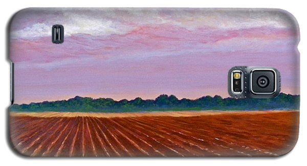 Mississippi Land And Sky Galaxy S5 Case