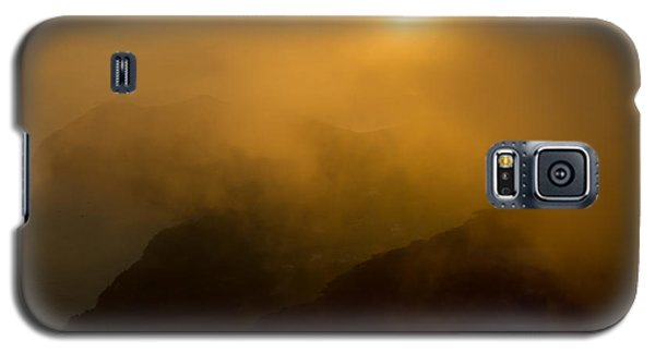 Misty Hongpo Sunset South Korea Galaxy S5 Case