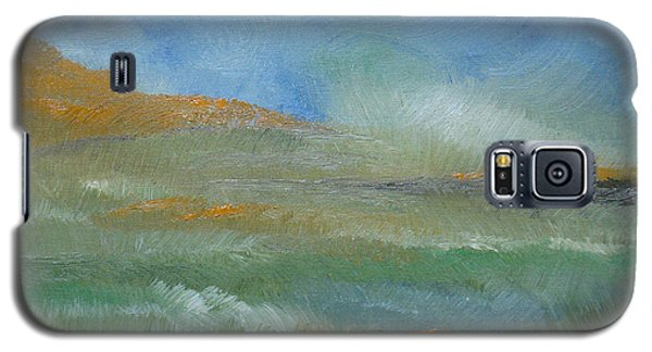 Misty Morning Galaxy S5 Case by Judith Rhue