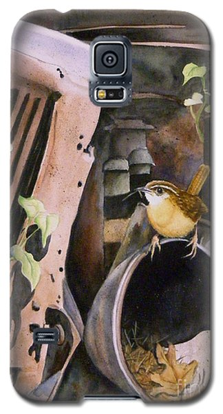 Mobile Home  Sold Prints Available Galaxy S5 Case