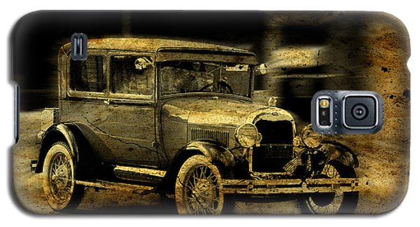 Galaxy S5 Case featuring the photograph Model T No. 3 by Janice Adomeit