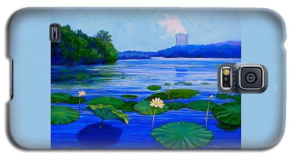 Modern Mississippi Landscape Galaxy S5 Case