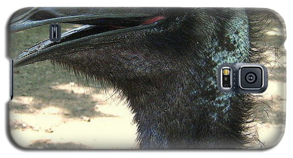 Galaxy S5 Case featuring the photograph Mohawk by Bruce Carpenter