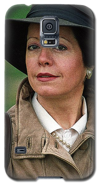 Mona Lisa 1995 Galaxy S5 Case