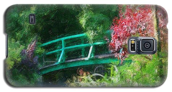 Monet's Garden Galaxy S5 Case