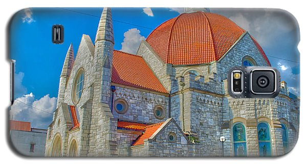 Montgomery Baptist Church Hdr Galaxy S5 Case
