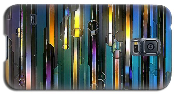 Galaxy S5 Case featuring the digital art Mood Lighting by Greg Moores