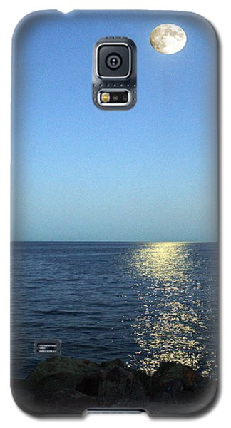 Moon And Water Galaxy S5 Case
